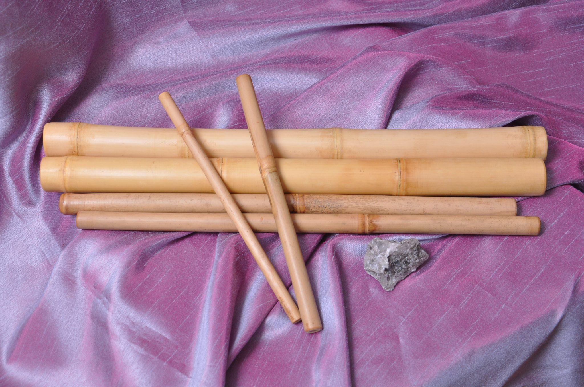 masaj cu bambus